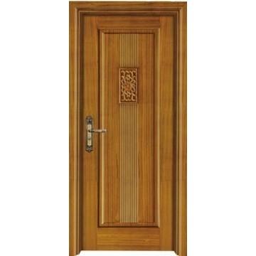 portes en bois massif