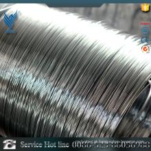 China Fábrica 300 Series Grade e certificação ISO Fio de Primavera de aço inoxidável