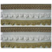 Высокое качество моды вязание кружева для подушки отделки Домашнее украшение