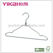 Aluminium Shirt Hanger With Wide Shoulder