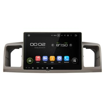 TOYOTA Universal 9 pollici Android Car DVD Player