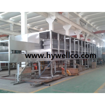 ISO Standard Food Conveyor Belt Type Dryer