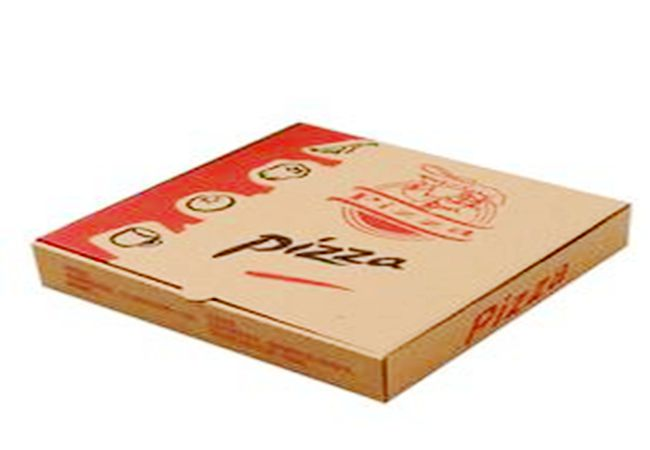 Kraft Paper Holder Pizza Boxes