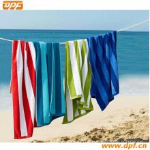 Toalha de praia 100% algodão turco (DPF2427)
