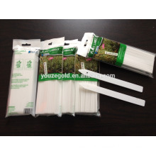 PP Plastic garden plant label with handle