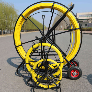 Snake Continuous Fiberglass Duct Rodder