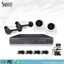 Sistem DVR Keamanan HD 4chs 2.0MP