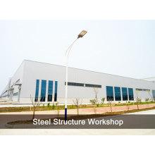 Almacén de estructura de acero prefabricado (CH-53)