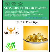 DHA + EPA Softgel / Gemüse Softgel / Keine Konservierungsstoffe