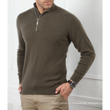 оптовая различные стили роскоши мужские 100% кашемировый джемпер