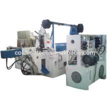 Máquina de confecção de malhas térmica hidráulica automática da corrente