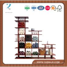 6 'breiter abgestufter Ausstellungsstand für Einzelhändler