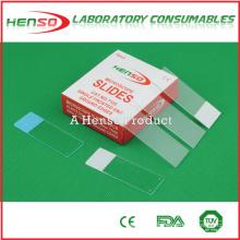 Henso Microscope Glass Slides