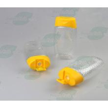 500g Haustier-Plastikflasche für Tomate-Ketschup-Soße (PPC-PHB-64)