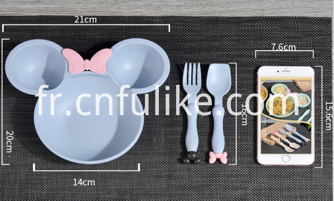Disney Tableware Set