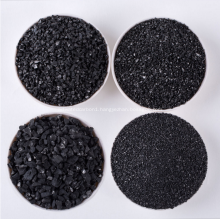 Water Treatment Filter Media Anthracite Filtration Material