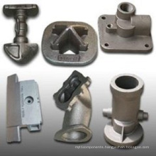 Stainless Steel Motorcycle CNC Spare Parts (Investment Casting)