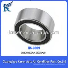 Rolamento de esferas angular do contato para a condição do ar 35BD5020 / 35BG05S7G-2NST 35 * 50 * 20mm