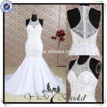 RQ052 Embroidery Beautiful Latest Special Design Wedding Dress Bridal Dress