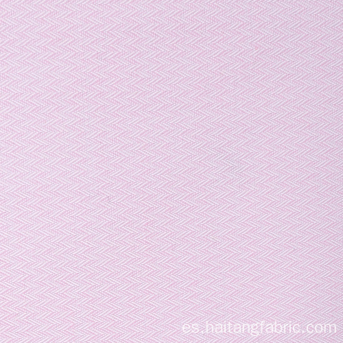 TC Dobby fabric Antiarrugas Non Pilling Fabric Shirting