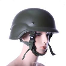 Casque anti-balles vert militaire