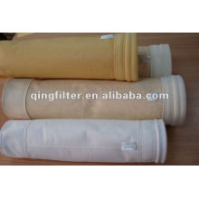 Water and Oil Repellent dust bag Filter PPS Filter Bag