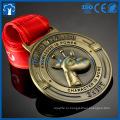 Новый дизайн пользовательских спорта награду мультфильм искусств медаль мягкой эмали металла золота