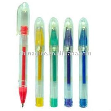 флуоресценции мини-гелевая ручка