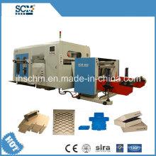 Máquina de corte automática para papel ondulado