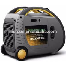Generador eléctrico del inversor 120v / 240v del uso casero de la alta eficiencia de la venta directa de la fábrica para la venta