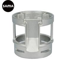 Acero inoxidable, aleación de acero, bomba de acero al carbono Piezas de fundición de precisión