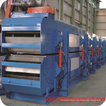discontinuous pu sandwich panel machine