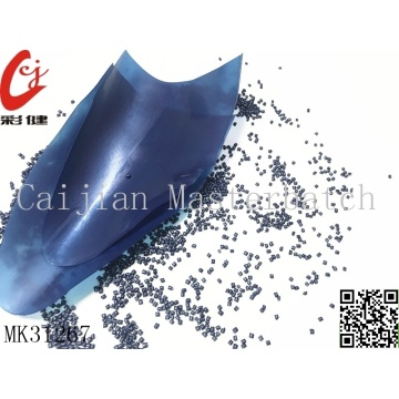 Granules Masterbatches Dark Blue