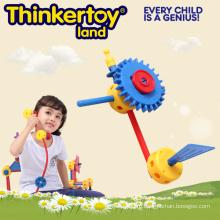 Пластиковые игрушки DIY Intelligence для детей