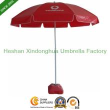 Parasols personnalisés pas cher avec coupe-vent côtes (BU-0045W)