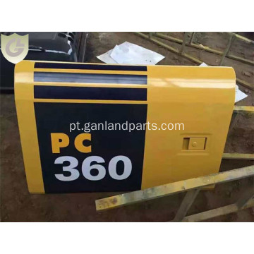Komatsu Escavadeira PC360 Compartment Door Aftermarket