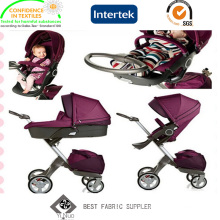 Environment Friendly Oxford 300d Baby Stroller Fabric with Oko Tex