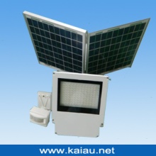 Painel solar LED Sensor Flood Light