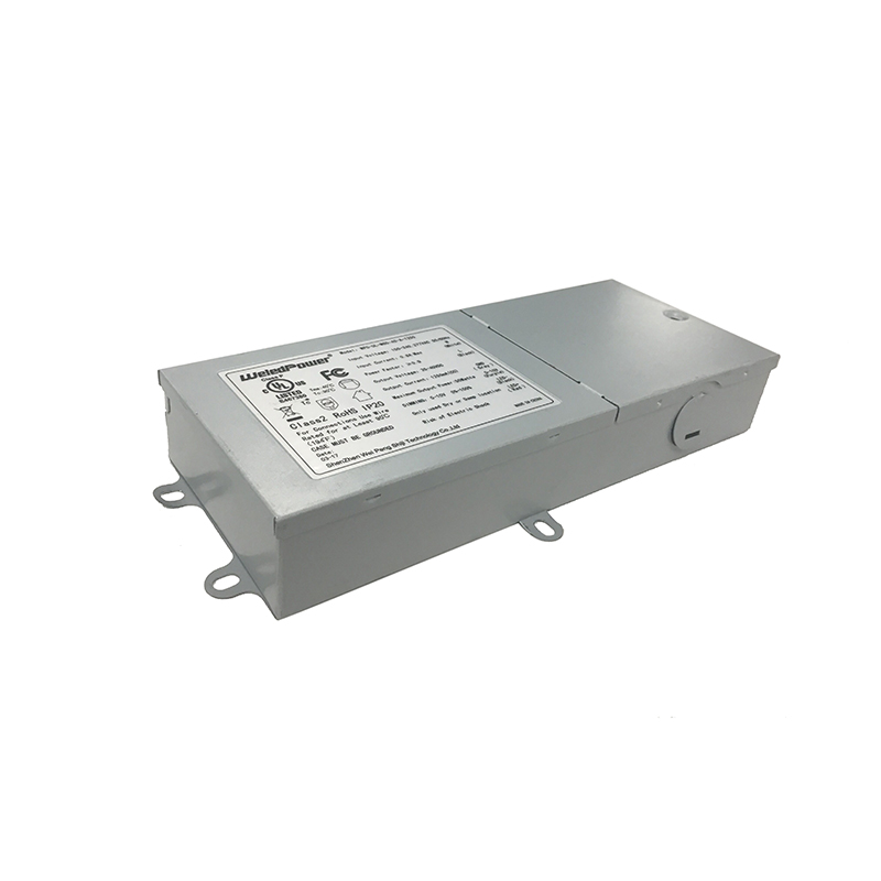 led power metal enclosure