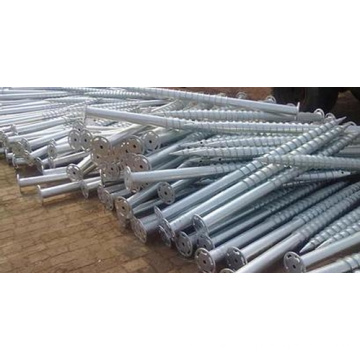 Hot Dipped Galvanized Ground Spike Anchor /Screw Pile/Ground Screw
