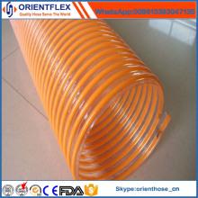 Высокое качество ПВХ спираль всасывания шланг