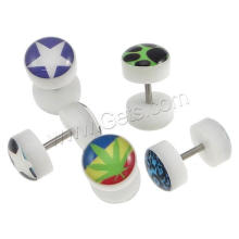 Gets.com acrylic piercing ear cartilage