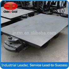 Фура рельса серии MPC плоская для использования в горнодобывающей промышленности