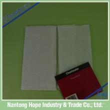paño de limpieza de algodón paño de paño de limpieza