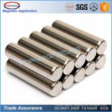 N38M Sintered neodymium magnet in block shape used for generator and wind energy