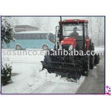 Lame de tracteur avant pour neige