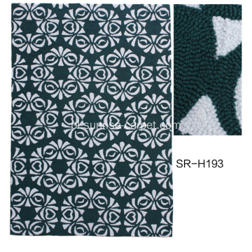 Dywan Hooked Carpet Indoor i Outdoor Rug