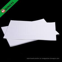 Qingyi 2015 hot sale sublimation paper para vestuário