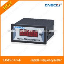 DM9648-F certificación CE hz frecuencia digital metros