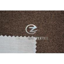Полиэтиленовая бархатная ткань в горошек для вязания на диване и в домашних условиях